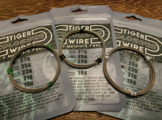 COLOSSUS Tiger Wire N90